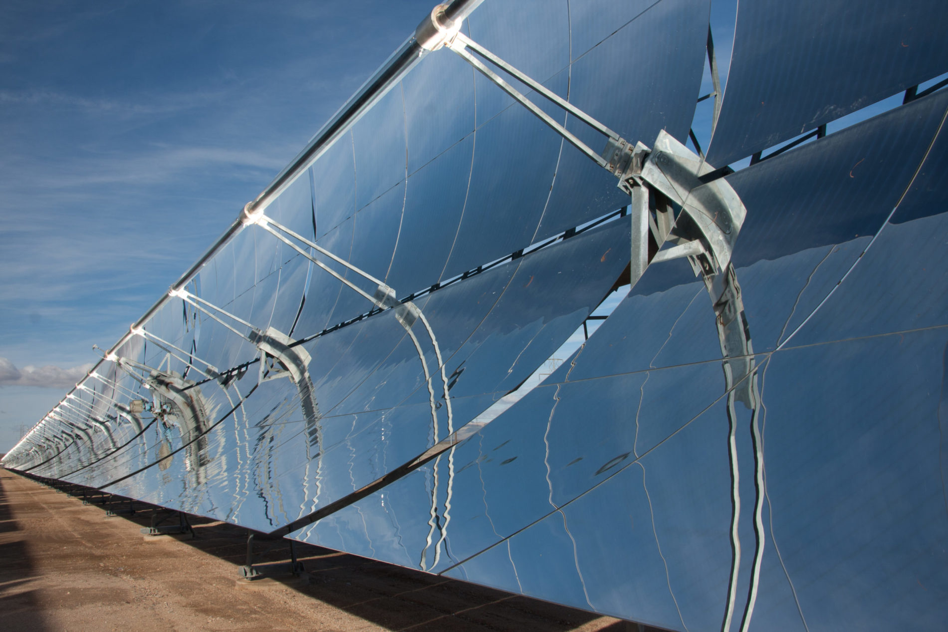 Our single asset solutions, like this solar farm, create outstanding portfolio additions.